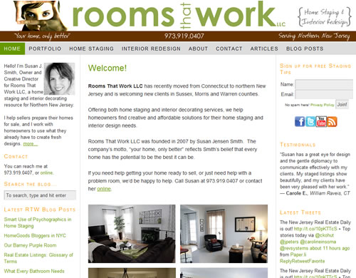 Rooms That Work Home Staging and Decorating