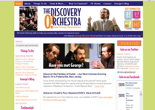 The Discovery Orchestra
